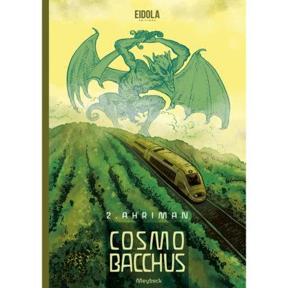 CosmoBacchus tome 2 Ahriman Meybeck Eidola 2019