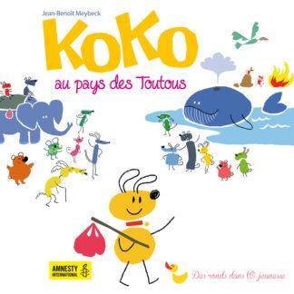 Koko au pays des Toutous - Meybeck - Des ronds dans l'O