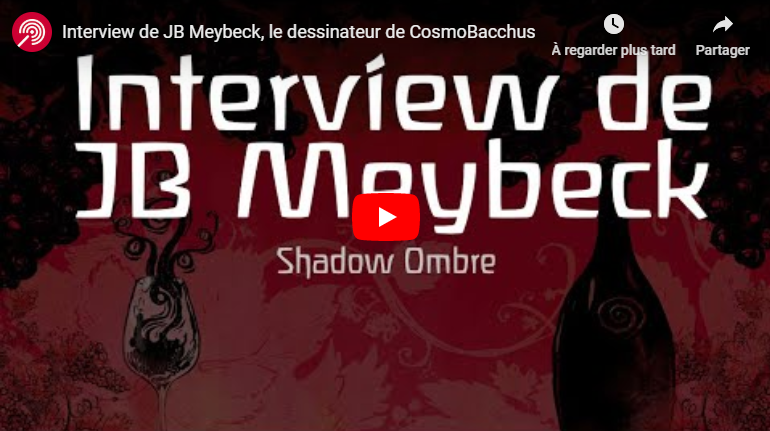 Interview de JB Meybeck par le youtuber Shadow Ombre