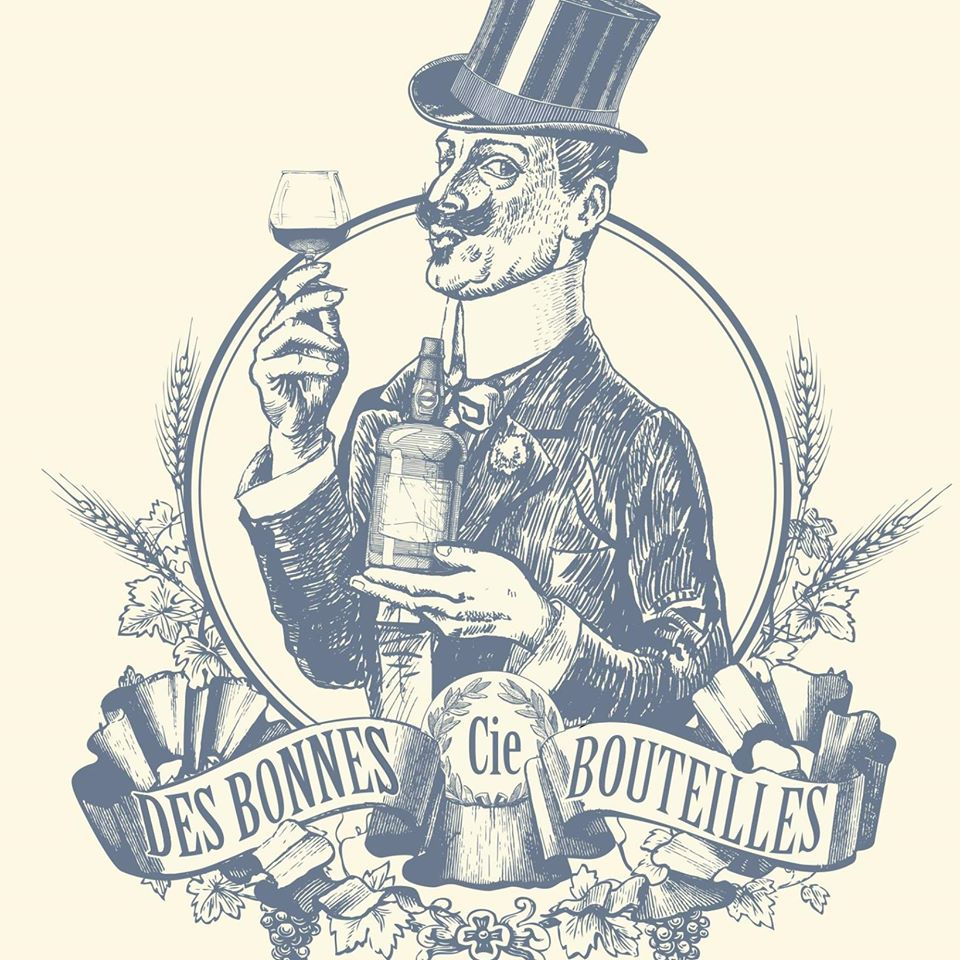 Logo La Compagnie des Bonnes Bouteilles